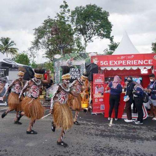 Telkomsel Hadirkan Akses Pengalaman 5G Pertama di Papua untuk Buka Peluang Lebih Luas Pemanfaatan Konektivitas Digital