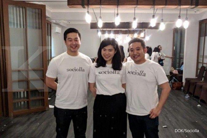 Menyasar pasar ibu-ibu, Social Bella luncurkan platform baru Lilla by Socialla