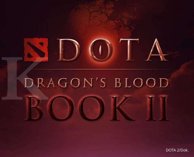 DOTA: Dragons Blood Book 2