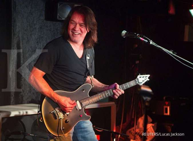 Eddie Van Halen meninggal karena kanker tenggorokan, kenali penyebab & pencegahannya