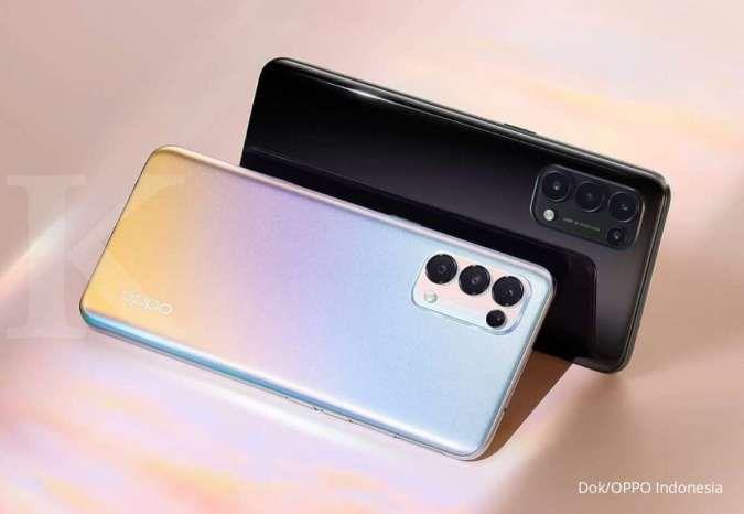 Akhirnya tersedia di Indonesia, ini spesifikasi dan harga HP OPPO Reno5