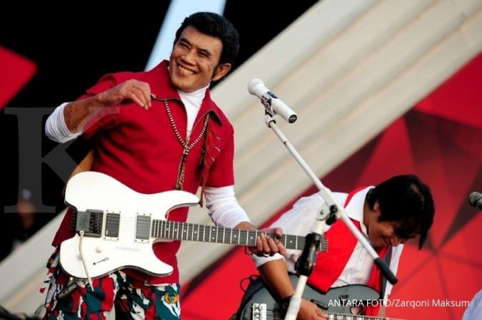 Konser Rhoma Irama tetap digelar, Bupati Bogor: Saya minta semuanya diproses hukum