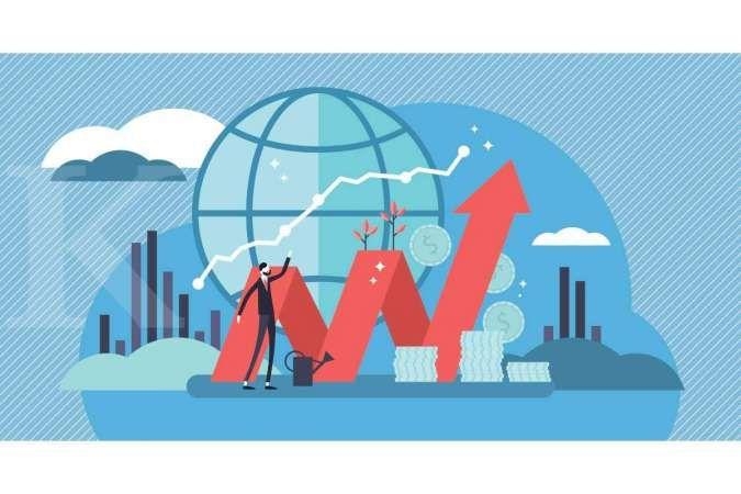 Pertumbuhan Ekonomi di Sejumlah Daerah Positif