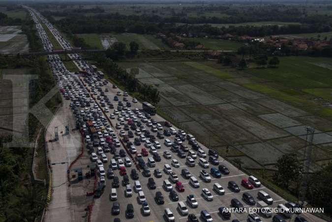 Periode one way arus balik tergantung kepadatan lalu lintas