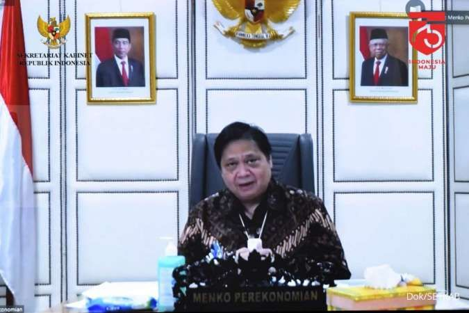 Menko Airlangga yakin dana Pilkada Rp 35 triliun ungkit ekonomi akhir tahun