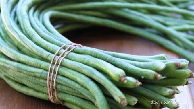 Sederet manfaat kacang panjang untuk kesehatan