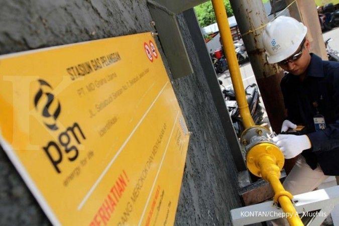 PGN dapat tambahan pelanggan industri di Sidoarjo dan Medan