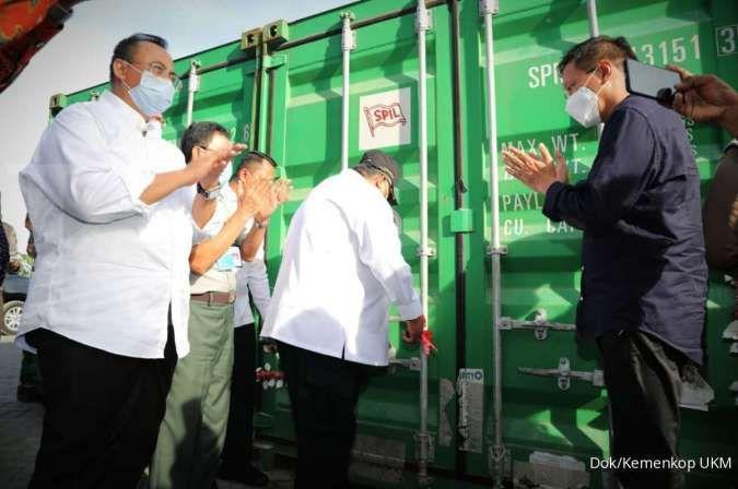 Kolaborasi koperasi dan UMKM Sultra berhasil ekspor 48 ton biji mete ke Vietnam
