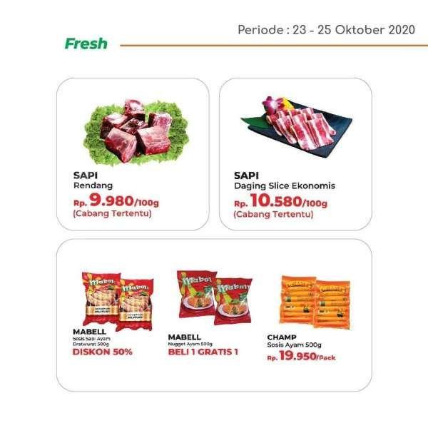 Promo Jsm Yogya Supermarket 23 25 Oktober 2020 Harga Heran