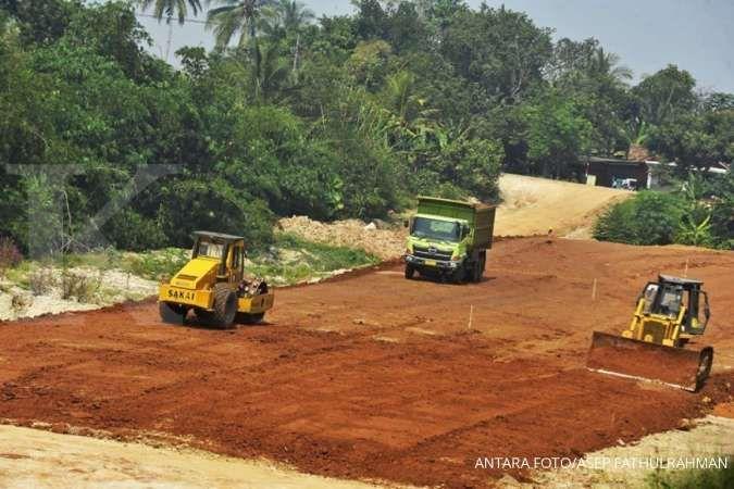 Wijaya Karya Serang Panimbang mengantongi fasilitas kredit sindikasi Rp 6 triliun
