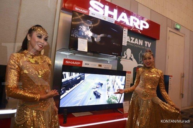 Sharp Indonesia: Gelaran Euro 2021 tidak signifikan meningkatkan penjualan televisi