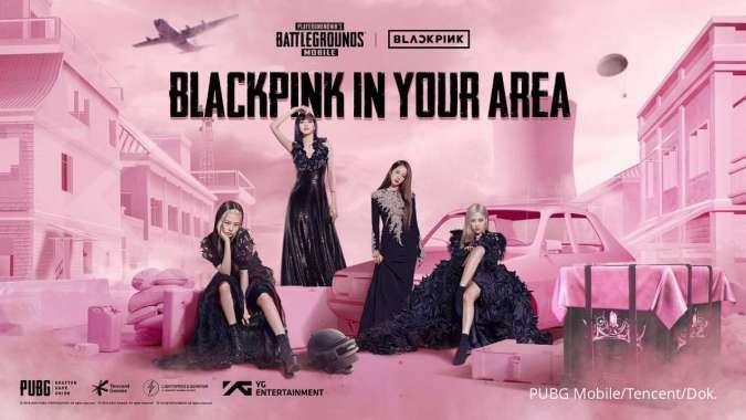 Gokil! Event PUBG Mobile bisa dengarkan lagu Blackpink How you like that di lobi
