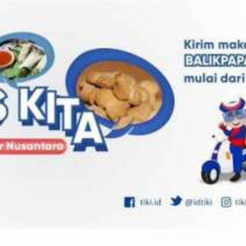 Menikmati Kuliner Nusantara Semakin Mudah dan Hemat dengan Produk Same Day Service dari TIKI