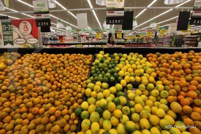 buah pembawa keberuntungan
