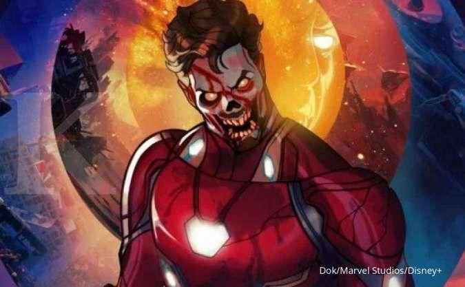 Teaser What If episode 5, Spider-Man akan lawan zombie Iron Man dan Captain America