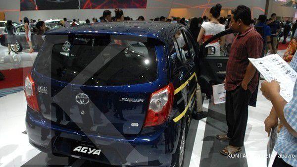 Cuma Rp 60 jutaan, harga mobil bekas Toyota Agya per Oktober 2021 semakin murah
