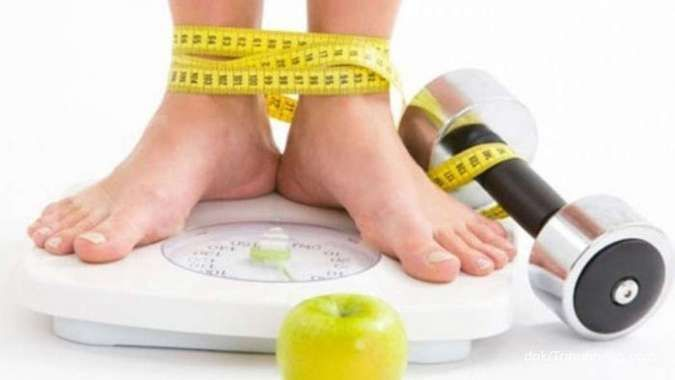 Sedang diet? Berikut nilai penurunan berat badan yang ideal dalam sebulan