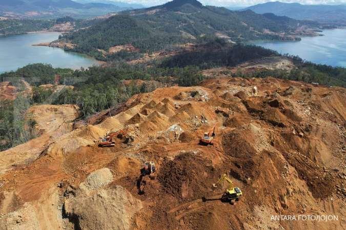 Sejumlah harga komoditas mineral terus menanjak, ini salah satu penyebabnya