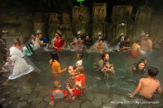Seluruh objek wisata di Kabupaten Tegal ditutup pada Sabtu (6/2) dan Minggu (7/2)