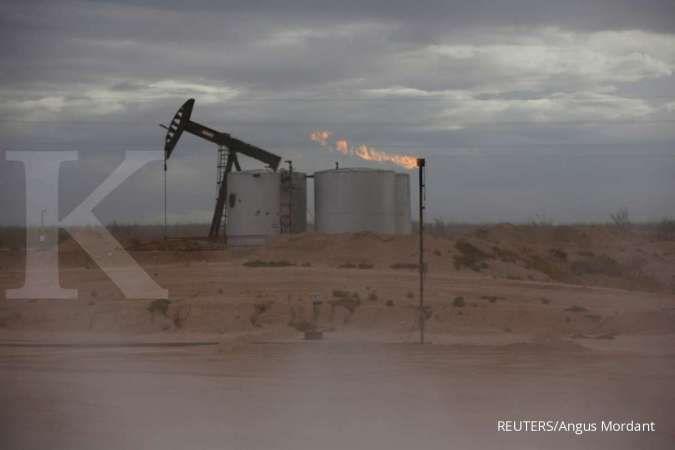 Harga minyak WTI ke US$ 39,77 dan Brent ke US$ 41,51, terpukul seretnya permintaan