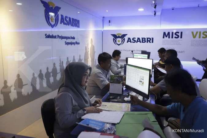 Penyidik polisi menduga penyimpangan pengelolaan investasi Asabri berlangsung sejak tahun 2012-2019. KONTAN/Muradi/2018/12/19