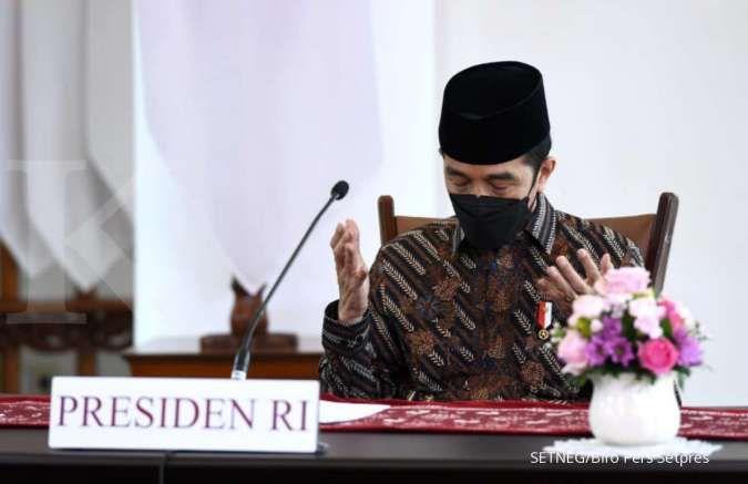 Jokowi: Idul Adha tahun ini kita peringati secara sederhana