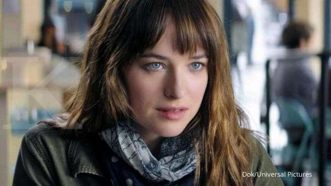 Bintang Fifty Shades of Grey dan Crazy Rich Asians akan bertemu di film romantis baru