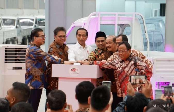 Resmikan pabrik Esemka, Jokowi: Mendukung merek lokal, itu jawabannya