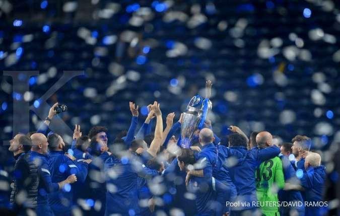 Portugal pantau kasus Covid-19 baru usai final Liga Champions
