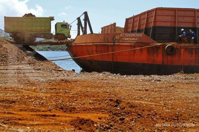 Produksi dan ekspor bijih nikel di 2019 melesat tajam