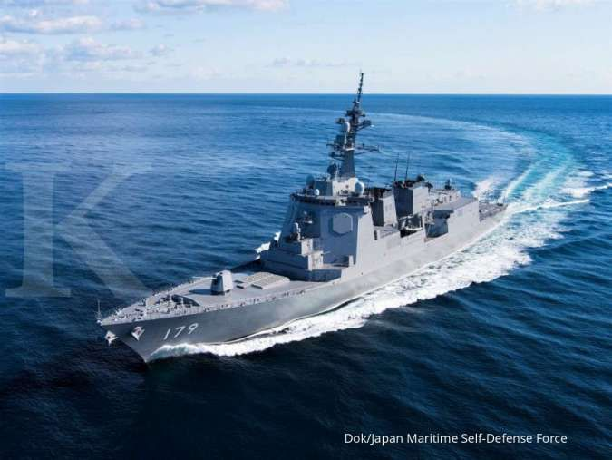 Aliansi Quad resmi memulai latihan militer gabungan di Samudra Hindia