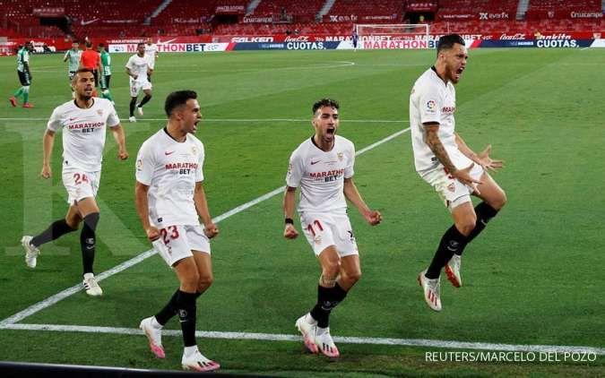 Sevilla vs Athletic Bilbao di Liga Spanyol: Tim Andalusia siap balas Los Leones