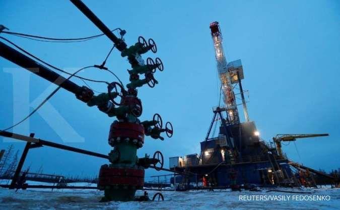Turun hari ini, harga minyak masih melesat 32% di kuartal kedua
