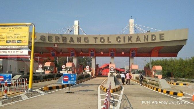 Mulai 12 Februari tarif Tol Tangerang-Merak naik, cek daftarnya