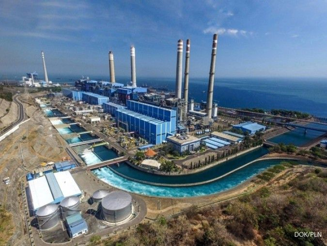 listrik Jawa-Bali