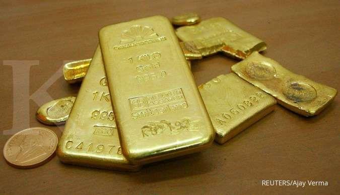 Harga emas hari ini di Pegadaian, Kamis 10 Juni 2021