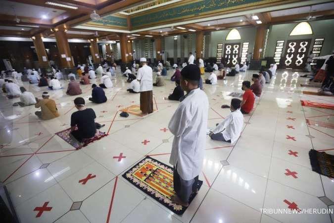 Pemkot Bekasi batasi kegiatan peribadatan di tempat ibadah selama PPKM level 4