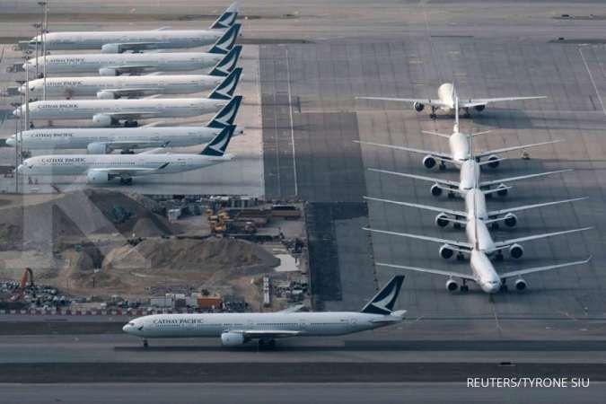 Hong Kong melarang sementara penerbangan dari Indonesia karena kekhawatiran COVID-19