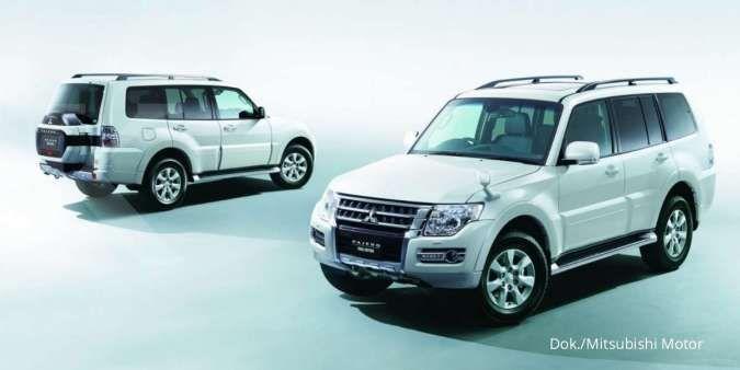 Mitsubishi Pajero kini hanya 800 unit di seluruh dunia