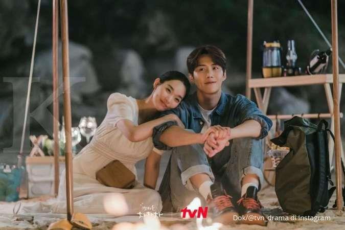 10 Drakor terpopuler di minggu pertama Oktober 2021, banyak drama Korea romantis
