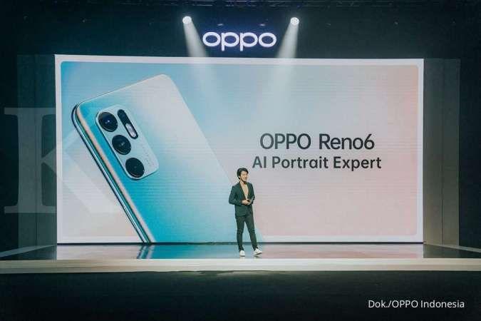 Spesifikasi & harga HP OPPO Reno6: Harga Rp 5 jutaan, dengan RAM 8GB & kamera 64MP