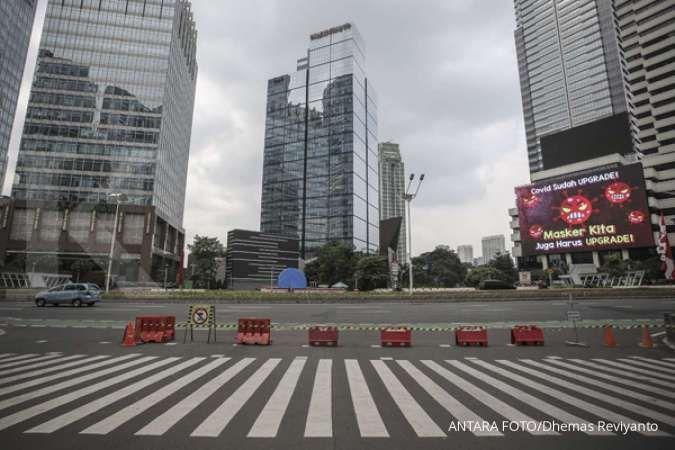 Ini rincian sektor dan penerapan PPKM level 4 di DKI Jakarta