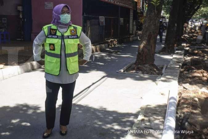 Kabupaten Bogor ditetapkan sebagai zona merah Covid-19, ini penjelasan Bupati Bogor