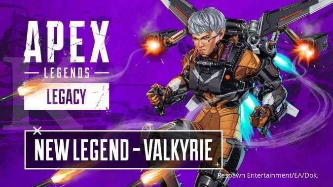 Diserbu banyak pemain memasuki Season 9, server Apex Legends down!