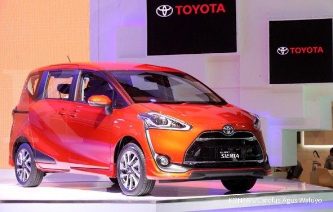 Harga mobil bekas Toyota Sienta murah banget, kini dari Rp 150 jutaan saja