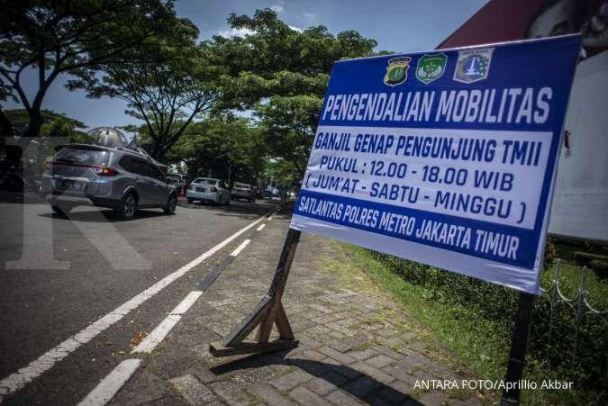 Polda Metro masih berlakukan ganjil genap di tempat wisata Jakarta hingga 3 Oktober