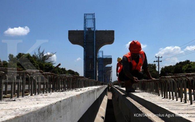 Kereta semicepat Jakarta-Surabaya rampung 2019