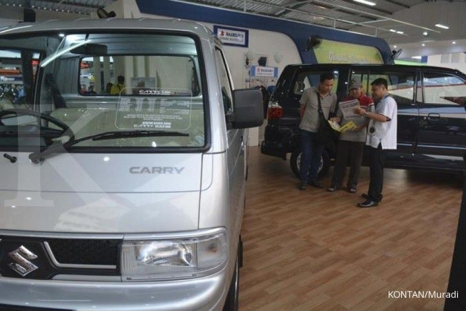 Dapat Isuzu hingga Suzuki, ini daftar harga mobil bekas pick up murah Rp 50 juta