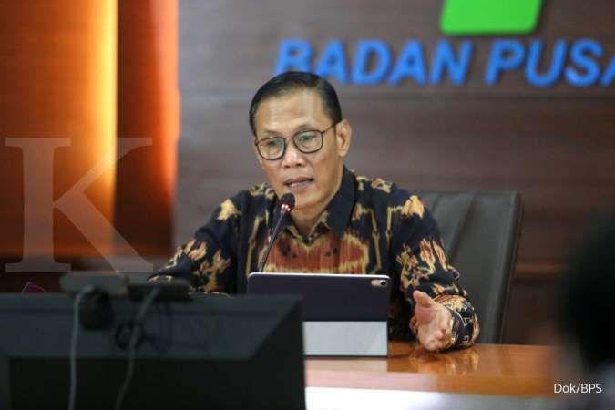 BPS: Neraca dagang April 2021 surplus US$ 2,19 miliar