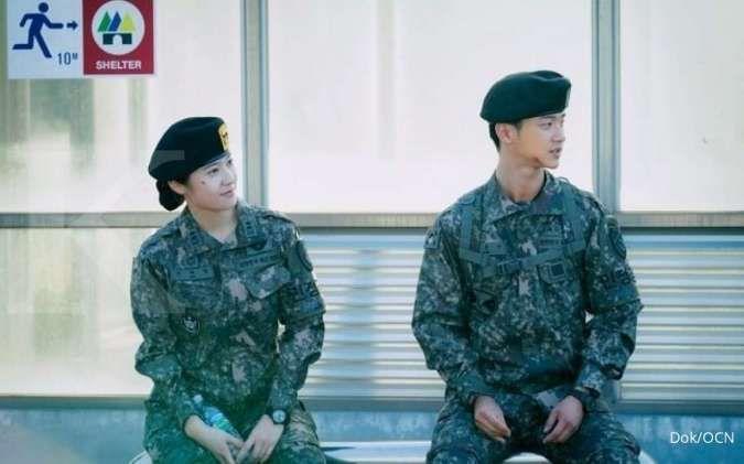 Deretan drakor terbaru, Krystal dan Jang Dong Yoon di drama Korea yang tayang Oktober 2020.